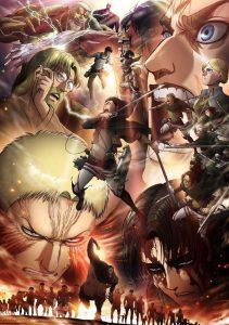 Attack on Titan Season 3 ผ่าพิภพไททัน ภาค3 ตอนที่ 1-22 ซับไทย