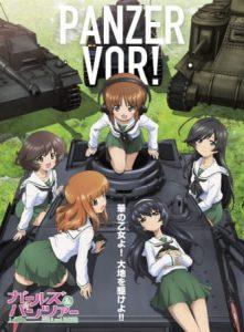 Girls Und Panzer สาวปิ๊ง! ซิ่งแทงค์ ตอนที่ 1-12 ซับไทย +OVA