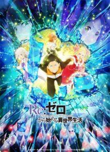 Re Zero kara Hajimeru Isekai Seikatsu 2nd Season Part 2