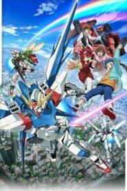 Gundam Build Fighters กันดั้มบิลด์ไฟท์เตอร์