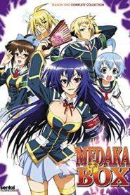 Medaka Box คุโรคามิ มาดากะ ซับไทย